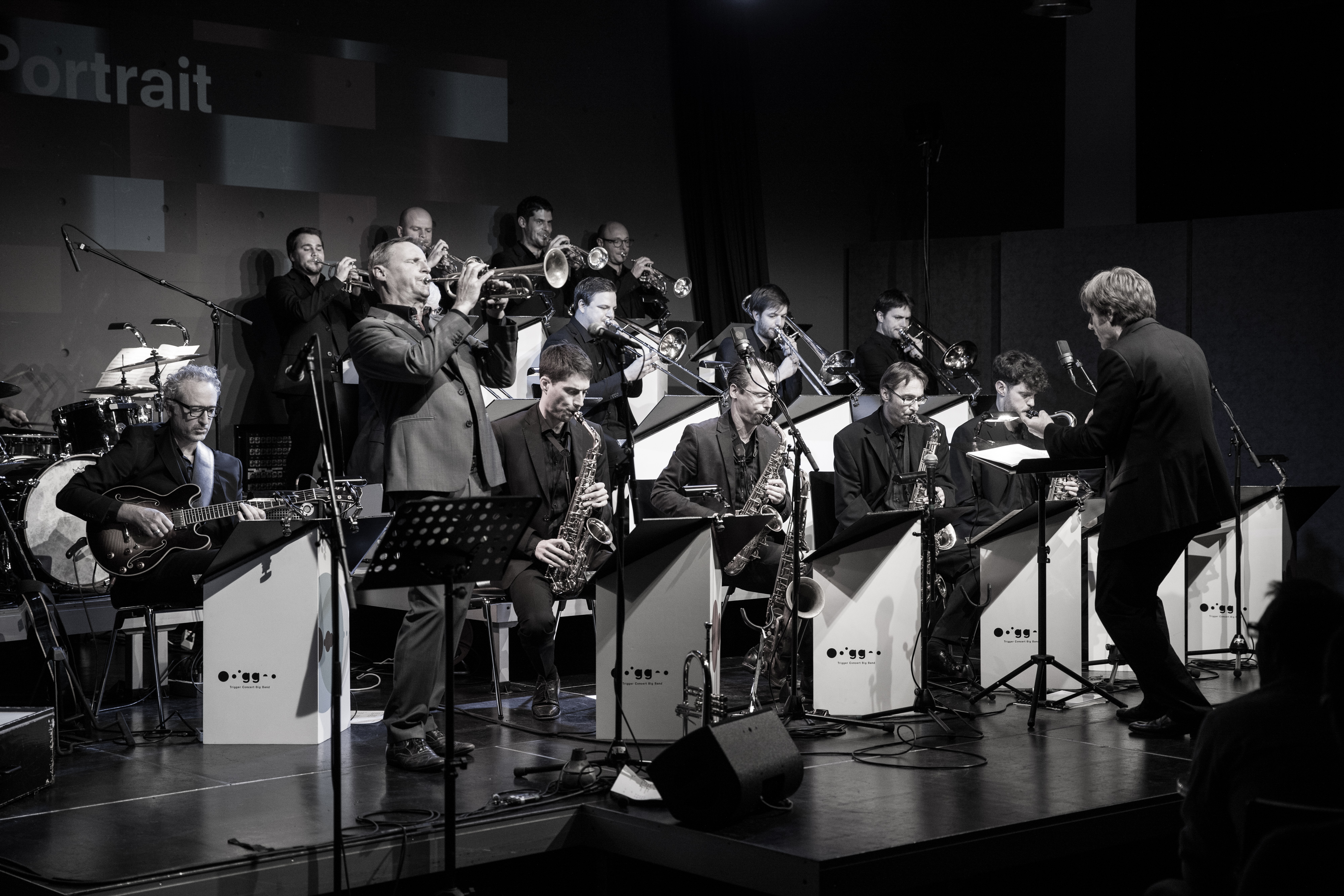 Trigger Concert Big Band Aktuell